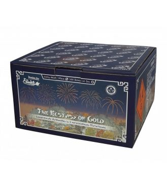 "Funke Fireworks Silvester Show-Box ""The Extasy of Gold"" 100 Schuss"