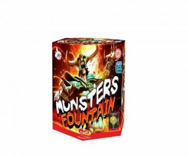 "Silvester Bodenfeuerwerk Klasek Fireworks ""Monsters Fountain"""