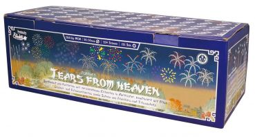 "Funke Fireworks Silvester Show-Box ""Tears from Heaven"" 259 Schuss"