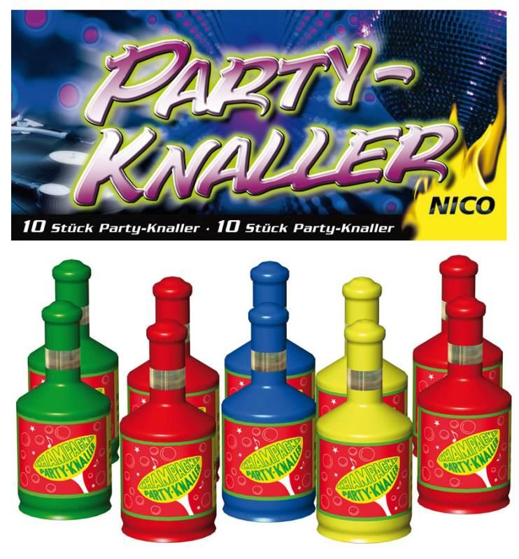silvester party feuerwerk von nico party knaller ein party 10er set feuerwerk silvester. Black Bedroom Furniture Sets. Home Design Ideas