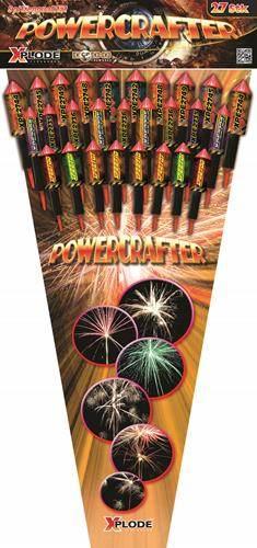 xplode silvester raketenset powercrafter feuerwerk silvester. Black Bedroom Furniture Sets. Home Design Ideas