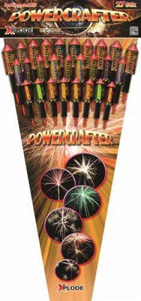 xplode silvester raketenset powercrafter feuerwerk. Black Bedroom Furniture Sets. Home Design Ideas